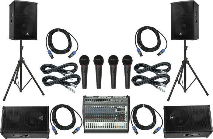 Sancaktepe de ses sistemi kiralama