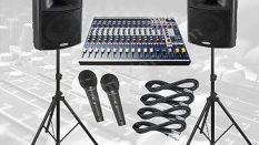istanbulda ses sistemi kiralama