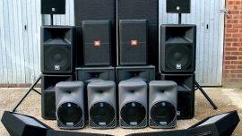 3 Hoparlörlü Ses Sistemi