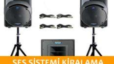 kına gecesi için ses sistemi kiralama istanbul