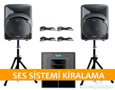 yilbasinda ses sistemi kiralama 2017
