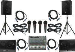 Ses Sistemi Kiralama Günlük Kiralık Hoparlör