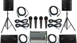 istanbulda en ucuz ses sistemleri kiralama