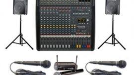 Yeşİlköy ses sistemi kiralama fiyatları istanbul
