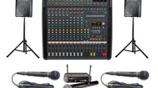 Bakirköy ses sistemi kiralama fiyatları istanbul