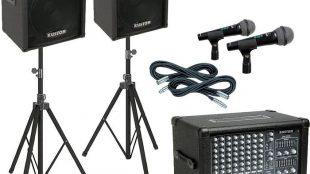 Kiralık Ses Sistemleri Ataşehir