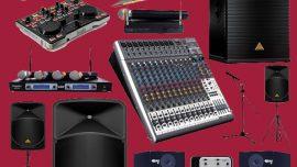 Kiralık Müzik Sistemi
