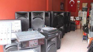 Kiralık Ses Sistemi Kiralama ve Kiralık Hoparlör Kiralama