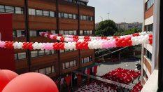 İşyeri Açılışlarında Balon Süslemesi