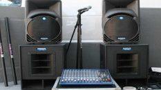 Başakşehir Ses sistemi kiralama