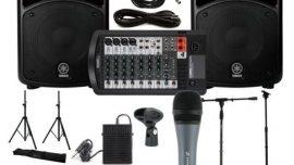 Gaziosmanpaşa Ses sistemi kiralama