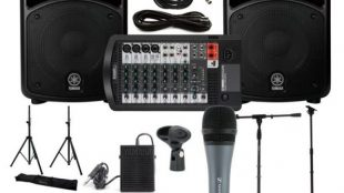 Şereflikoçhisar Ses sistemi kiralama