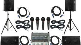 Şişli Ses sistemi kiralama