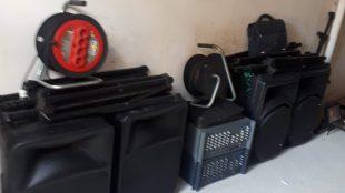 ses sistemi kiralama 250 tl günlük kiralık hoparlör